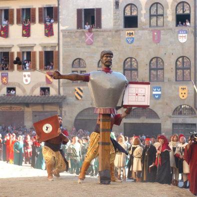 Arezzo - Giostra del Saracino