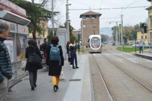 Dove siamo - Tramvia Firenze